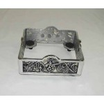 22708 - SQUARE NAPKIN HOLDER GRAPE